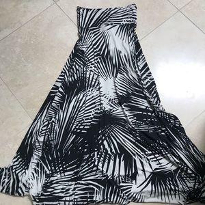 Nom maternity skirt
